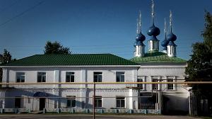 Здание Воскресной школы