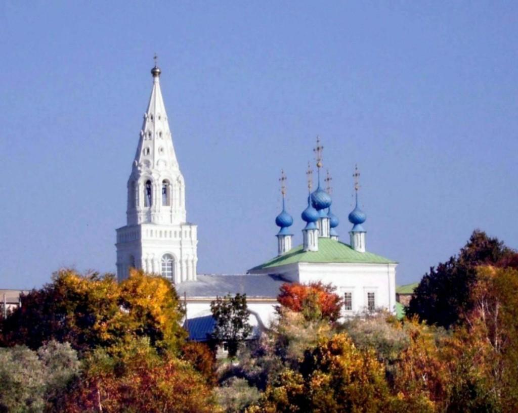 Арефинская Троицкая Церковь