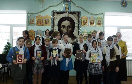 Праздник Православной книги в Арефине